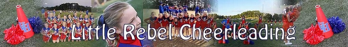 Little Rebel Cheerleading